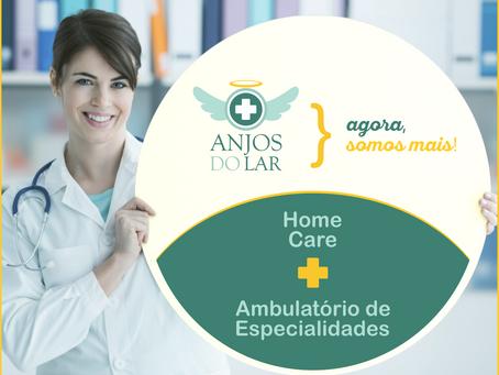 Anjos do Lar amplia atuação e abre ambulatório de especialidades