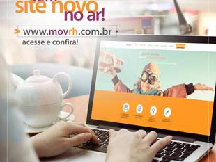 MOV lança novo site