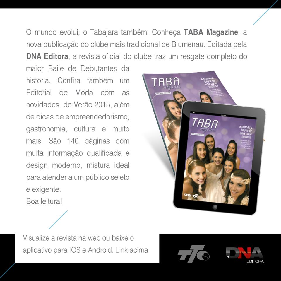 Revista - projeto, textos e edição