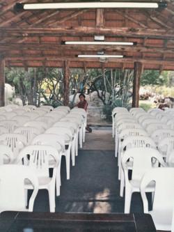 INAUGURAÇÃO DOS EVENTOS EM 1999