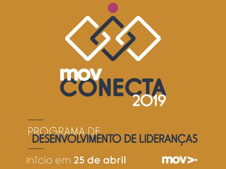 MOV Conecta 2019 começa em abril