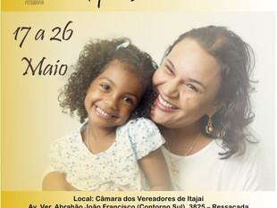 Projeto Mãe é Mãe chega em Itajaí   adoção
