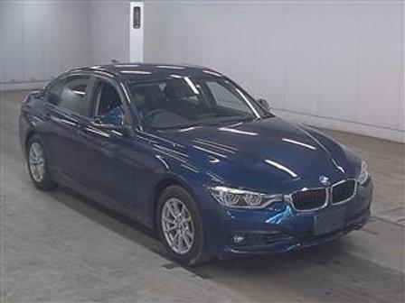 2017 BMW 3SERIES 318I