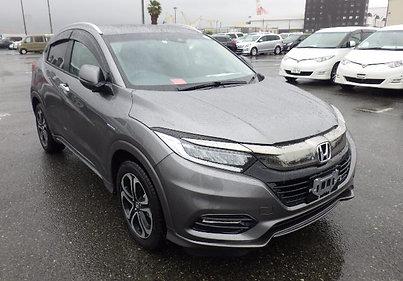 2021 Honda Vezel