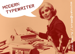 MODERN TYPEWRITER