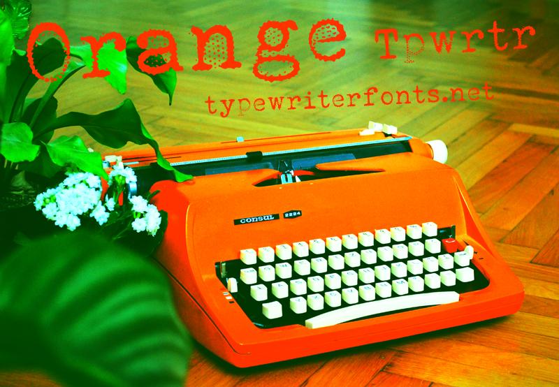 Orange Tpwrtr web