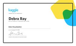 Debra Ray - Data Visualization
