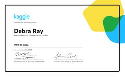 Debra Ray - Intro to SQL