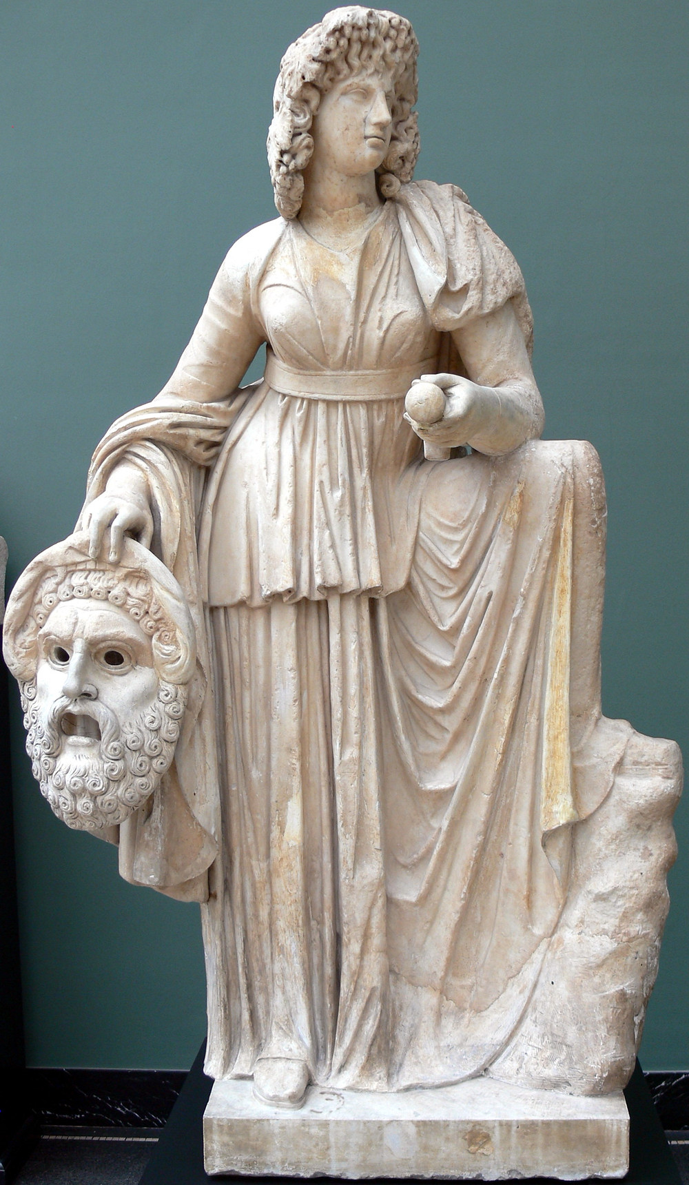 Melpômene, século II