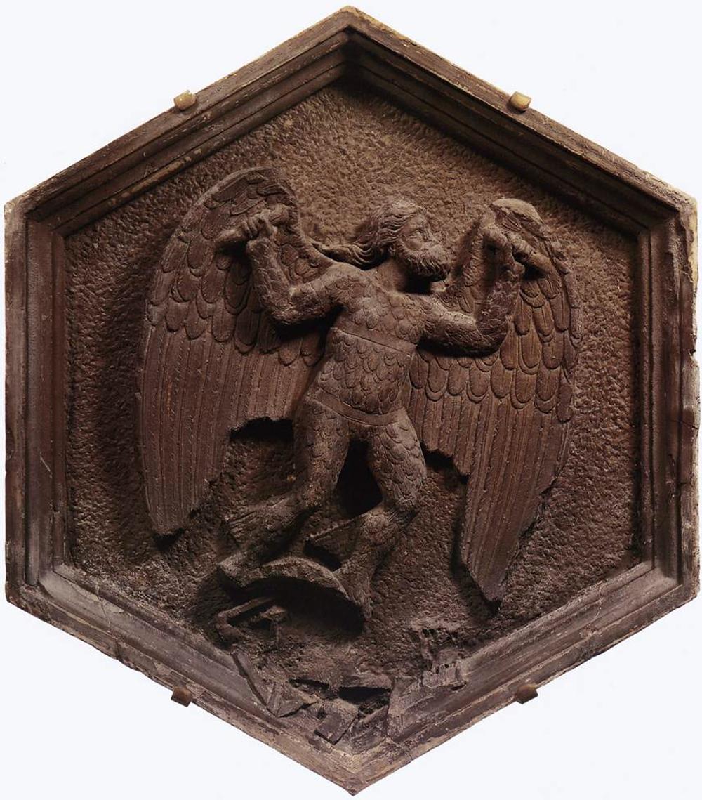 Giotto di Bondone - Dédalo