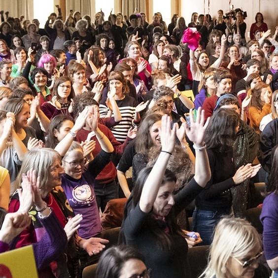 Assises romandes de la Grève féministe