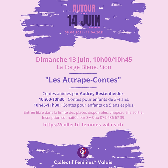 Les Attrape-Contes