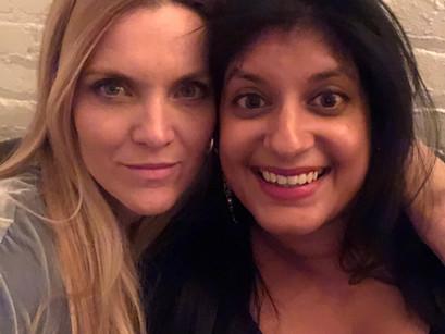Navigating Motherhood with Amanda Pieris