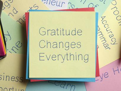 Episode 3: Gratitude, is the attitude!