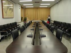 익산시청 회의실 AV시스템