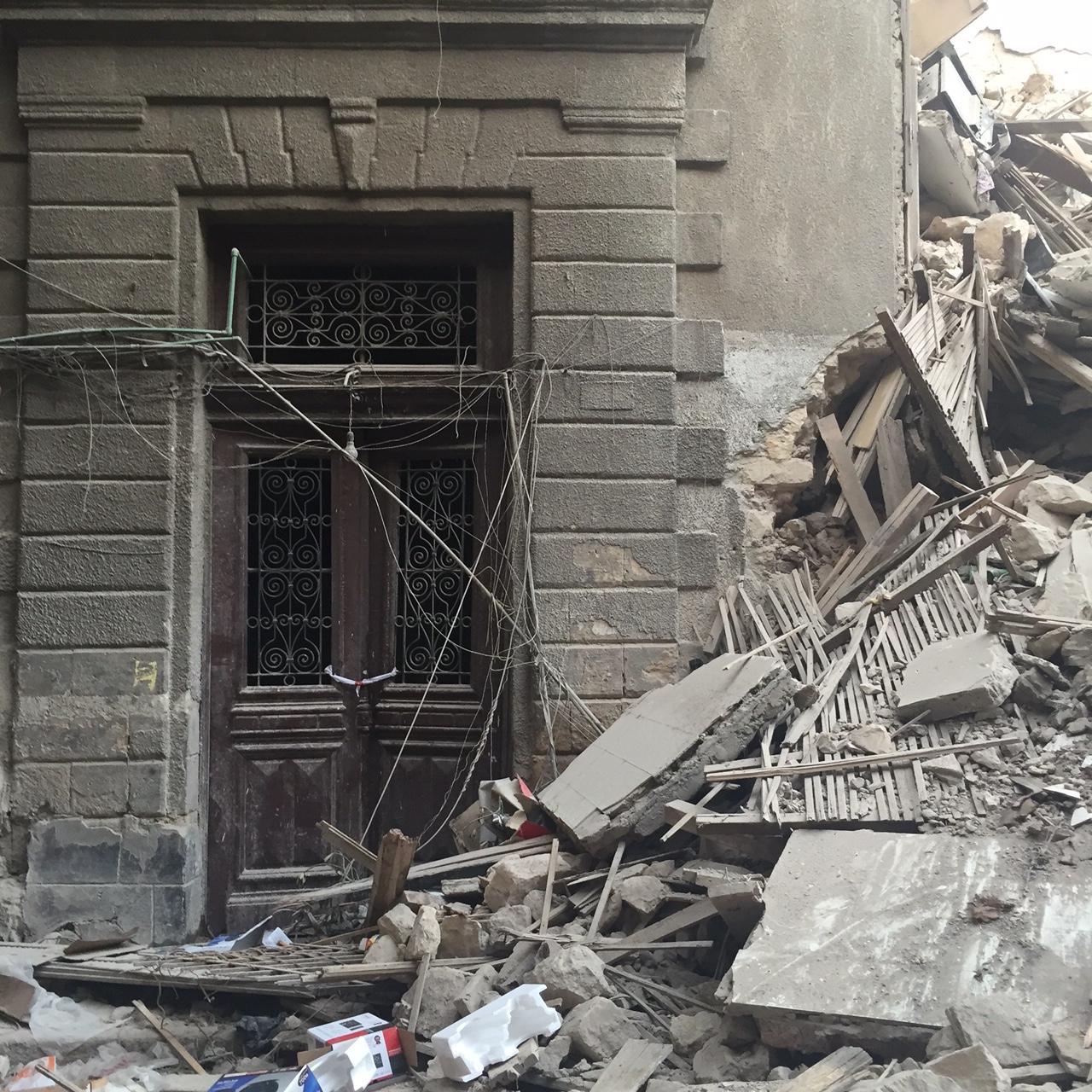 Townhouse Escapes Demolition