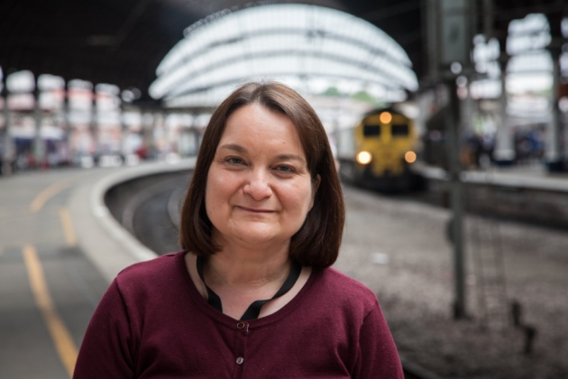 Rail workers turn to God