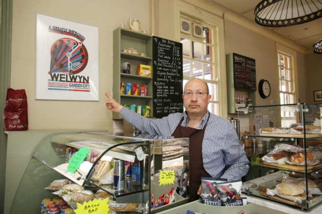 Rail cafe suffers from Govia chaos