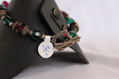 Christmas Bracelet 2