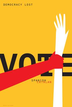 Olga_Severina_democracy_lost_poster.png