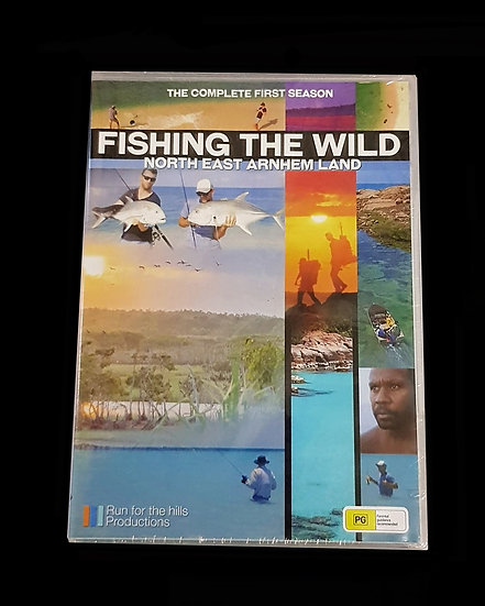 Fishing the Wild - Series One