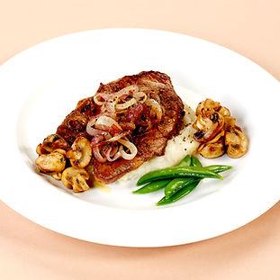 113 Sous Vide Braised Beef Steaks