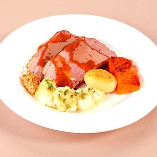 109 Sous Vide Roast Beef Silverside
