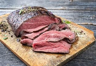 Sliced Roast Veal Chuck Roll