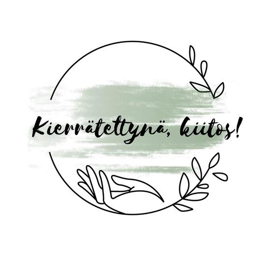 Kierrätettynä, kiitos!_logo