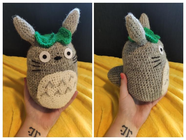 virkattu Totoro