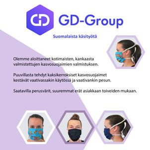 Nettimainos GD-Groupille