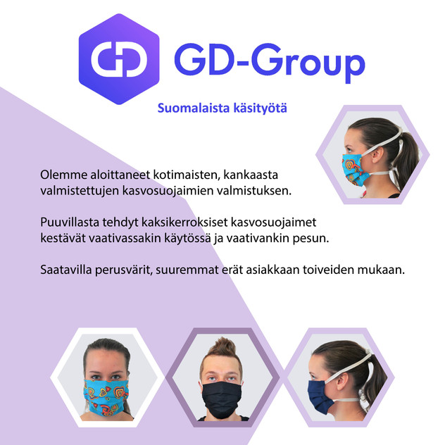 Nettimainos GD-Groupille