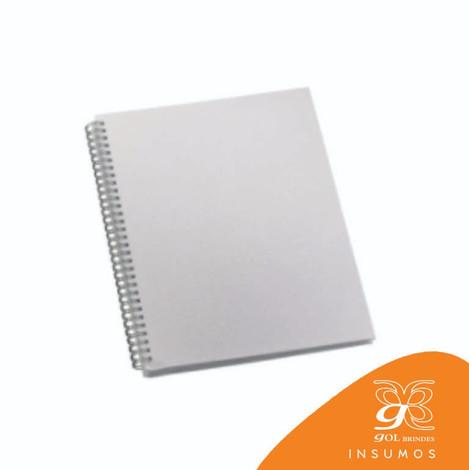 Caderno Grande Permanente Sublimático