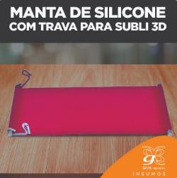 MANTA DE SILICONE COM TRAVA