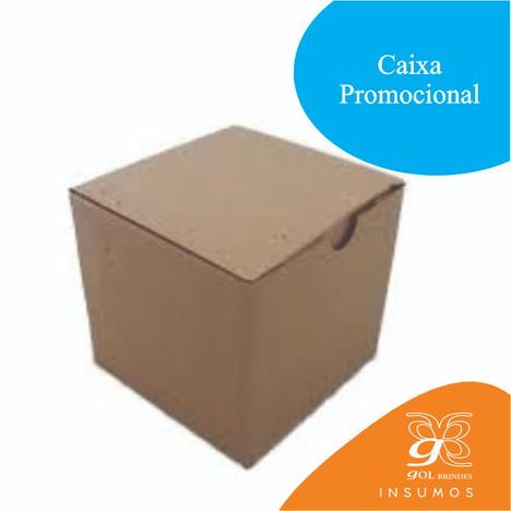 CAIXA CANECA KRAFT PROMOCIONAL