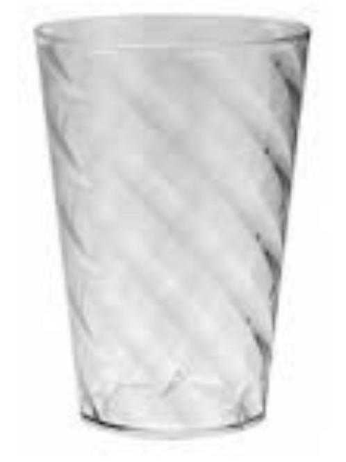 Copo Twistter 600 ml Transparente