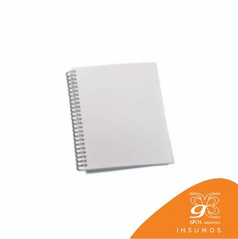 Caderno Pequeno Permanente Sublimático