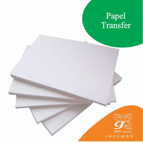 Papel A4 para transfer 90 g