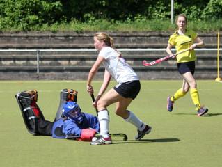 1.Damen gegen Tabellenführer Rohrbach