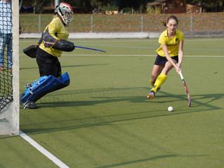 Damen mit Unentschieden im letzten Feldspiel