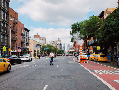 New York, a photographed journal