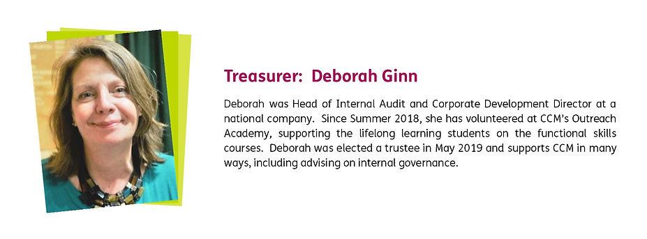 Deborah Ginn Board web profile CORRECTED