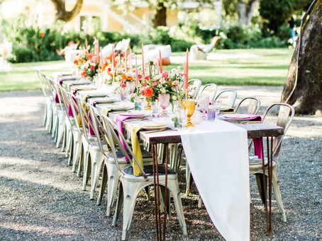 Intimate Dinner Parties: Decor & Planning