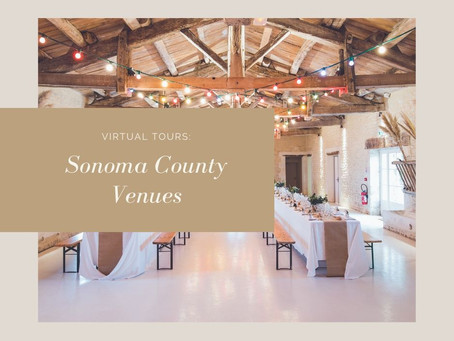 Virtual Tours: Sonoma County Venues