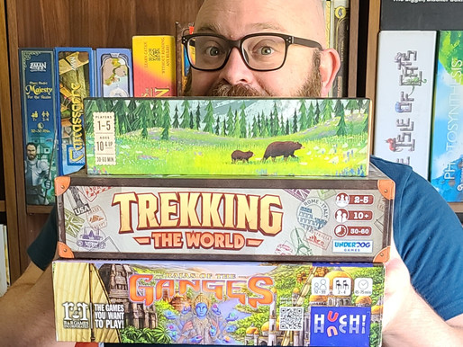 Top 3 Games - The Bald Table