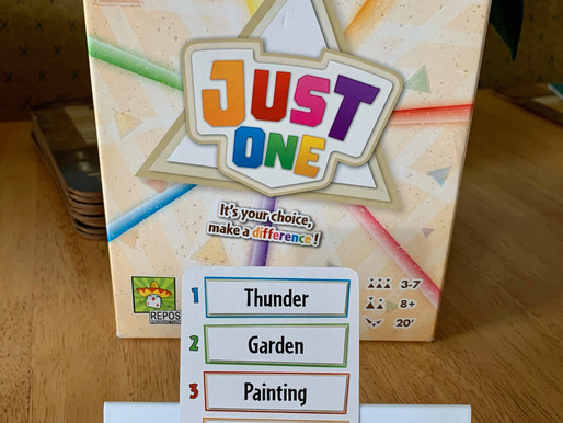 Just One Party Game Review