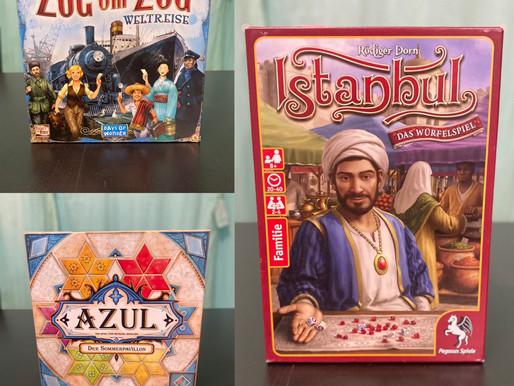 Top 3 Games - Madhu