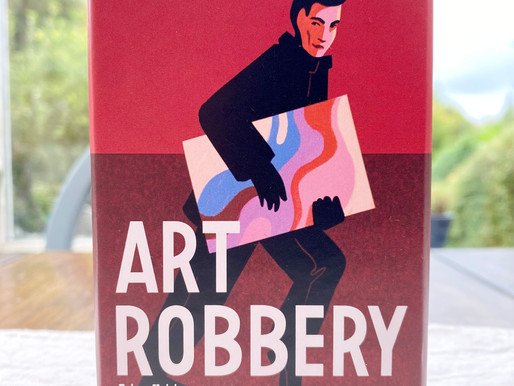 Art Robbery Card Game Review