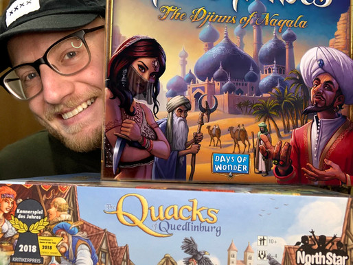 Top 3 Games - The Board Game Critic