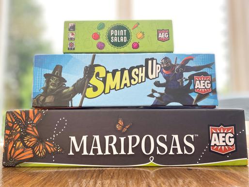 Top 3 Games - AEG